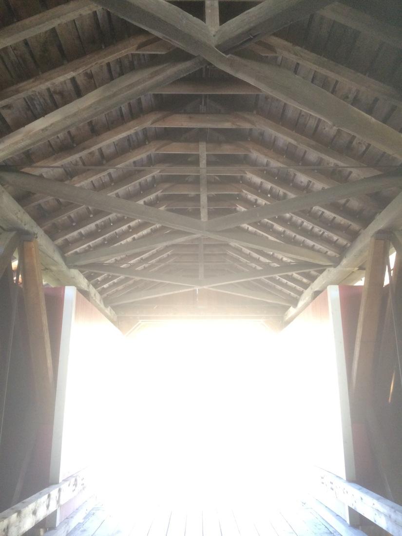 Covered Bridge &fishing
